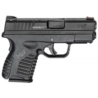 Springfield XDS9339BE XD-S Essential 9mm DAO 3.3