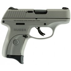 Ruger 3252 LC9s 9mm 7rd pistol 3-Dot Savage Stainless Cerakote Grip