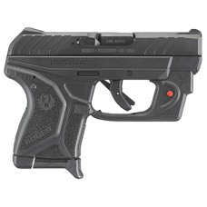 Ruger 3758 LCP II 380 ACP w/Viridian Red Laser 6 rd pistol