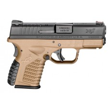 Springfield Armory XDS9339DEE XD-S 9mm Double 3.3