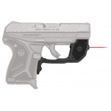 Crimson Trace LG497H Laserguard LCP II with Holster Red Laser Ruger LCP II Trigger Guard Polymer Black