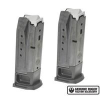 Ruger 90685 Security-9 full size Value 2 Pack magazines 9mm Luger 10rnd OEM