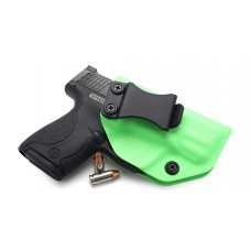 Concealment Express IWB Kydex holster ZOMBIE GREEN