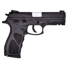 "Taurus 1TH40041 TH 40 Single/Double 40 Smith & Wesson (S&W) 4.25"" 15+1 Black Polymer Grip Black"