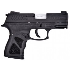"Taurus 1TH40C031 TH 40C Single/Double 40 Smith & Wesson (S&W) 3.54"" 11+1 Black Polymer Grip Black"