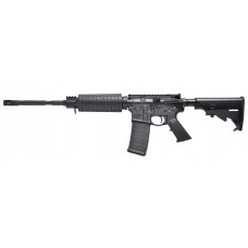 "Stag Arms 8000010L Stag 15 ORC Semi-Automatic 223 Remington/5.56 NATO 16"" 30+1 6-Position Black Stk Black Hardcoat Anodized"