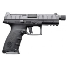 "Beretta USA JAXF920701 APX Combat Single/Double 9mm Luger 4.9"" 10+1 Black Interchangeable Backstrap Grip Black"