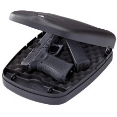 Hornady 98176 Key Lock Safe Pistol Safe Black