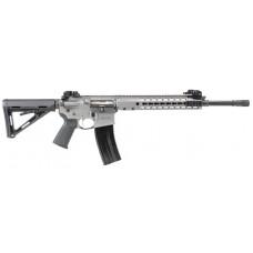 "Barrett 14639 REC7 Gen II Semi-Automatic 6.8mm Remington SPC 16"" 30+1 Magpul MOE Blk Stk Gray Cerakote"