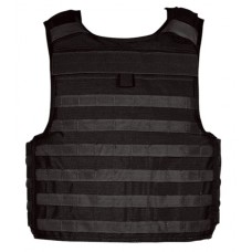 Blackhawk 32V404BK S.T.R.I.K.E Cutaway Tactical Armor Carrier Safety Vest Vest Nylon X-Large Black