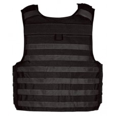 Blackhawk 32V402BK S.T.R.I.K.E.  Tactical Vest Vest Nylon Medium Black