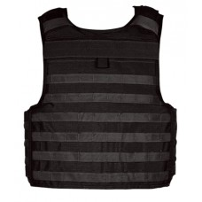 Blackhawk 32V404BK S.T.R.I.K.E. Tactical Armor Carrier Vest Nylon X-Large Black