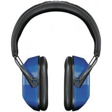 Champion Targets 40981 Vanquish Hearing Protection Electronic Hearing Muff  Blue Electronic Hearing Muff Bluetooth