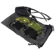 Birchwood Casey 43453 Convert Lens Kit  Shooting/Sporting Glasses Black