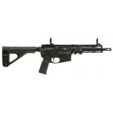 "Adams Arms FGAA00300 P2 AR Pistol with Adjustable Block Semi-Automatic 223 Remington/5.56 NATO 7.5""  Polymer Black Nitride"