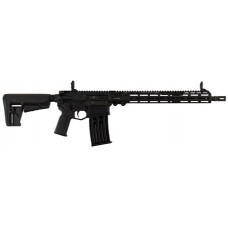 "Adams Arms FGAA00304 P2 Rifle with Adjustable Block Semi-Automatic 308 Winchester/7.62 NATO 16"" 20+1 6-Position Black Stk Black Melonite"