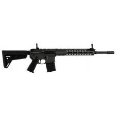 """Barrett 16981 REC7 Carbine Semi-Automatic 5.56 NATO 16"""" 30+1 Magpul 6-Position Stk Tungsten Grey Cerakote/Black Barrel"""