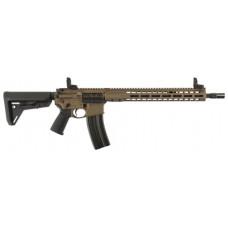 """Barrett 17125 REC7 DI Carbine Semi-Automatic 5.56 NATO 16.0"""" 30+1 Burnt Bronze Cerakote/Black Barrel"""
