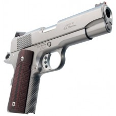 "Ed Brown CCO18SS CCO  Single 45 Automatic Colt Pistol (ACP) 4.25"" 7+1 FOF Black VZ Grip Stainless Steel"