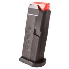 Amend2 A2GLOCK42BLK Glock G42 G42 6 rd Round Polymer Black Finish