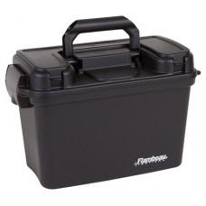 "Flambeau 6430SD Tactical Dry Box Case 13"" x 6.5"" x 8.25"" Polymer Black"