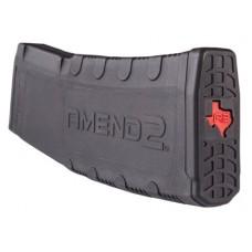 AMEND A2TX-556BLK30   MAG AR15 30RD BLK TEXAS LOGO