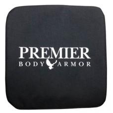 PREMIER BODY ARMOR LLC BPP9023 Backpack Panel Vertx EDC Satchel/Essential Body Armor Level IIIA Kevlar/500D Cordura Black