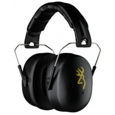 Browning 12699 HDR   Protector Earmuff 37 dB Black