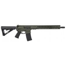 "Barrett 15396 REC7 DI Gen II Semi-Automatic 223 Remington/5.56 NATO 16"" 30+1 Magpul MOE Blk Stk OD Green"