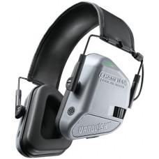 Champion Targets 40978 Vanquish Hearing Protection Electronic Hearing Muff  Electronic Earmuff Gray