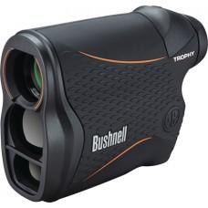 Bushnell 202640 Trophy Rangefinder  4x 20mm 7 yds 850 yds 430 ft @ 1000 yds FOV Black