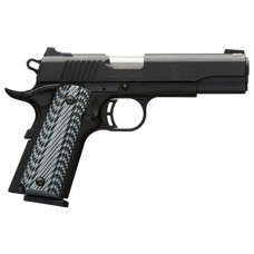 Browning 051900492 1911-380 Black Label Pro SAO 380 Automatic Colt Pistol (ACP) 4.25