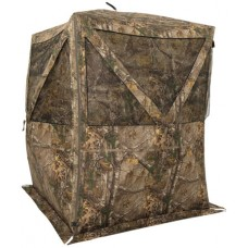 "Browning 5957405 PowerHouse  Ground Blind 600D Polyester Realtree Xtra 59"" W x 59"" D x 82"" H"
