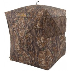 "Browning 5954900 Illusion  Ground Blind 600D Polyester Shadow-Flauge Camo 55"" W x 55"" D X 66"" H"