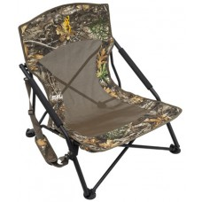 """Browning 852214 Strutter MC  Chair Polyester/Steel Realtree Edge HD 25"""" W x 16"""" D x 27"""" H"""