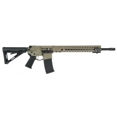 "Barrett 15405 REC7 DI Gen II Semi-Automatic 223 Remington/5.56 NATO 18"" 20+1 Magpul MOE Blk Stk Flat Dark Earth"