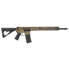 """Barrett 15986 REC7 DI Gen II Semi-Automatic 223 Remington/5.56 NATO 18"""" 20+1 Magpul MOE Blk Stk Bronze"""