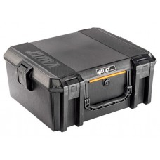 "Pelican  Vault Equipment Case 24.55"" L x 20.59"" W x 10.16"" D (Exterior) Polyethylene Black"