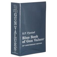 Blue Book 00040 Blue Book of Gun Values 40th Edition
