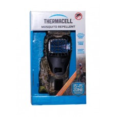 Thermacell MR300F MR300 Mosquito Repeller Hunt Pack Unscented Black