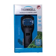 Thermacell MR300L MR300 Mosquito Repeller Unscented Black