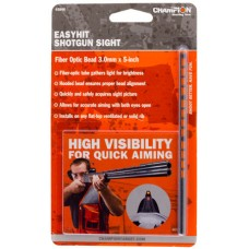 Champion Targets 45846 Easy Hit Shotgun Sight Orange Blk