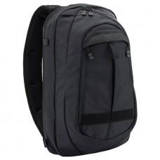 """Vertx VTX5011IBK Commuter Sling 2.0  Day Bag Backpack Nylon 19.5' H x 11.75"""" W x 7"""" D Black"""