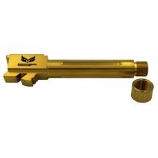 """S3F G19T/FTIN Glock 19 9mm 4.0"""" Gold"""