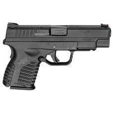 Springfield Armory XDS9409BE XD-S Essential 9mm DAO 4