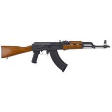 "I.O. IODM2009 AKM247 Classic Semi-Automatic 7.62x39mm 16.5"" 30+1 Underfold Laminate Wood Stk Black Parkerized/Black Nitride"