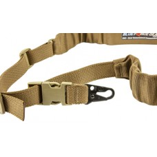 Blue Force Gear UDC200BGHKCB UDC Snap Hook Included Swivel Coyote Tan