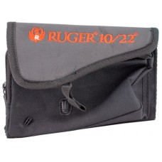 Allen 27222 Ruger Buttstock 10/22 Pouch Black Cordura Nylon