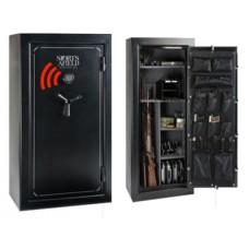 Sports Afield 6033 SA6033 33+6 Gun Safe Black