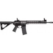 "Primary Weapons 2M114RA1B MK114 Mod 2 Semi-Automatic 223 Remington/5.56 NATO 14.5"" 30+1 B5 Bravo Black Stk Black Cerakote"